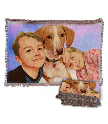 Snappy Photo Blanket