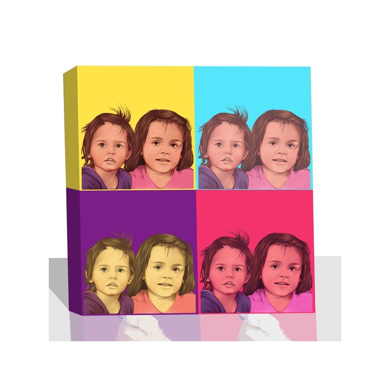 andy warhol the father of pop art Kids learn about the biography of andy warhol,  when andy was fourteen, his father died from liver disease  pop art in 1961 andy came up with the concept of .