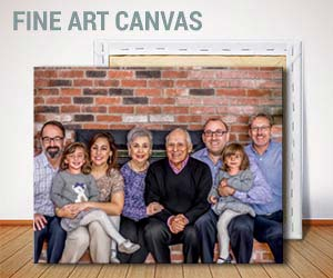 family pictures to painting