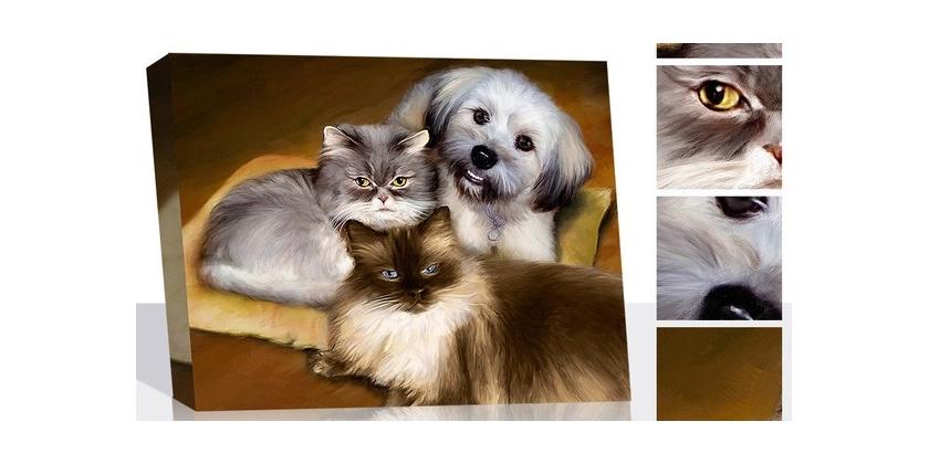 Transform Your Photo into a Portrait Painting