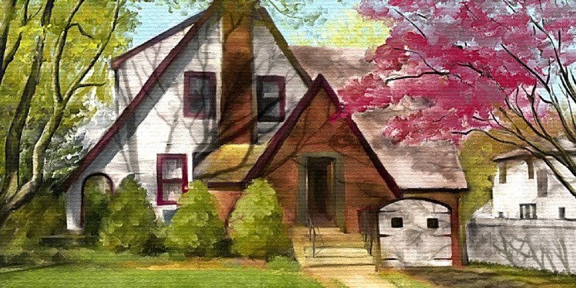 How to Turn a Home Photo into a Painting