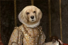 Your Pet in a Painting