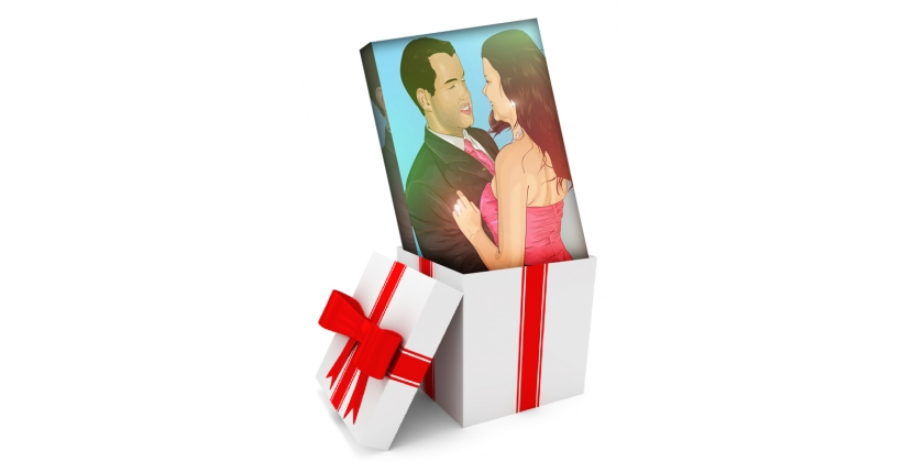 Thoughtful Present on His or Her Special Day