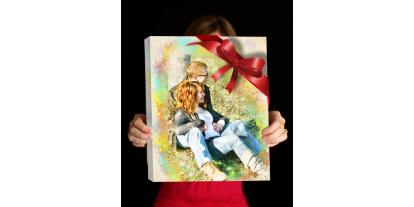 Canvas Printed Memories As Great Christmas Presents