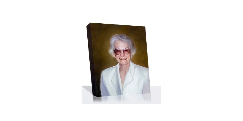 What You Have for Mother's Day? A Portrait to Painting Arts Will Make a Big Surprise!