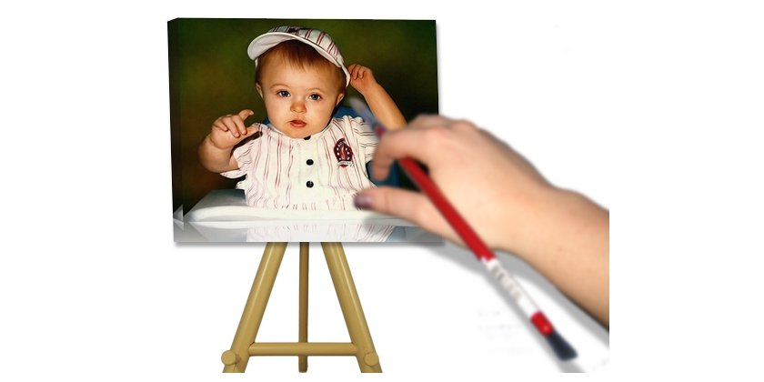 The Advancements in Oil Painting